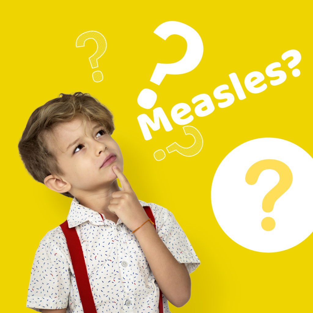MEASLES VACCINE & HERD IMMUNITY:  THE HISTORY