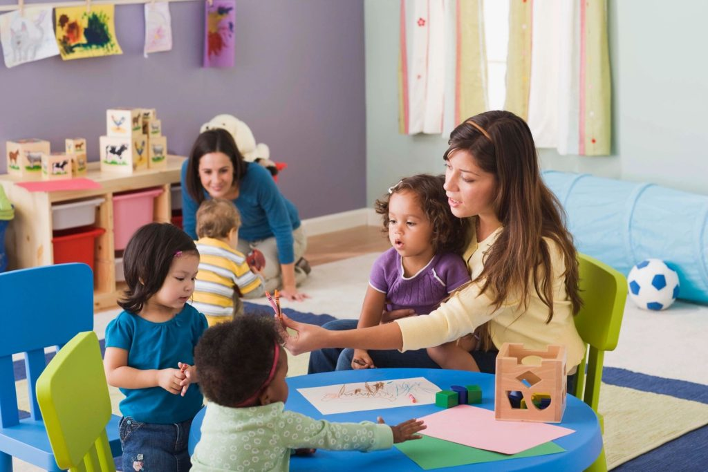 Child Care Workers and the New Law
