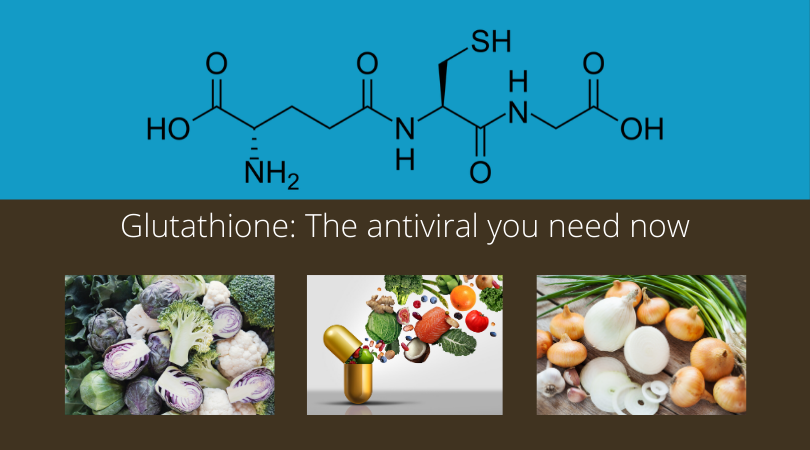 Glutathione: The antiviral you need now