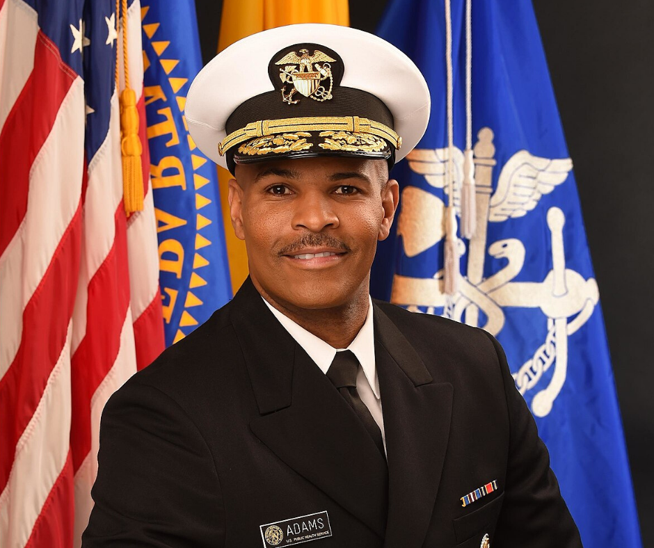 U.S. surgeon general: handwashing & social distancing