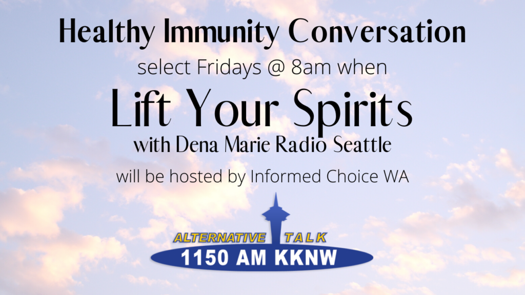 Lift Your Spirits Radio with Dena Marie