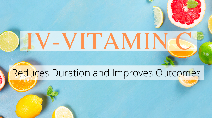 The AANP Urges Use of IV-Vitamin C to improve COVID-19 Outcomes