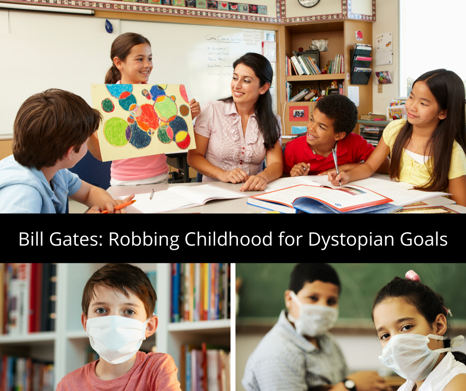 The Gates Foundation Funding the Seattle Times to Support His Dystopian Vision of School