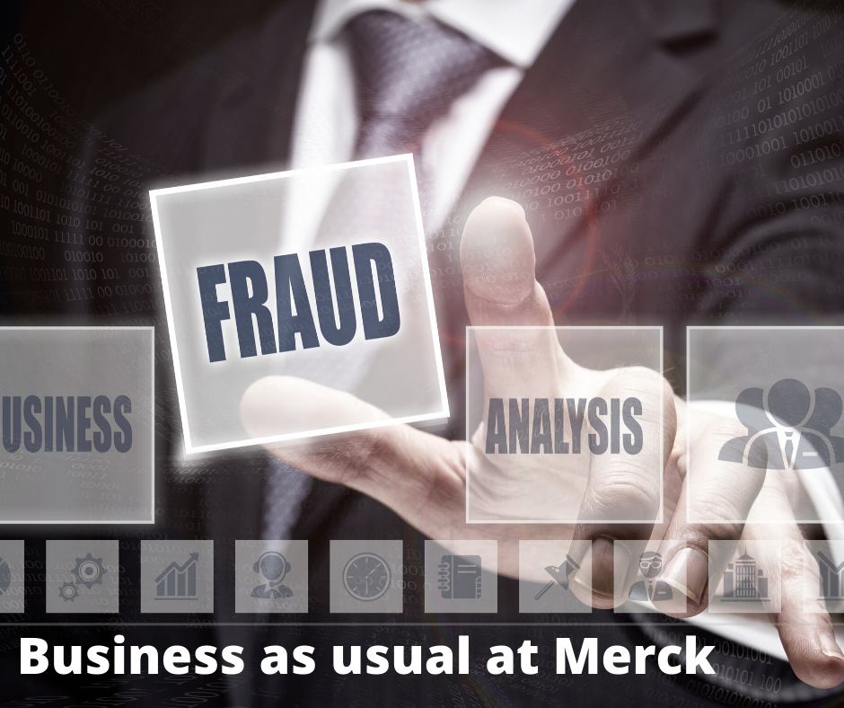 Merck's History of Crimes and Misdemeanors