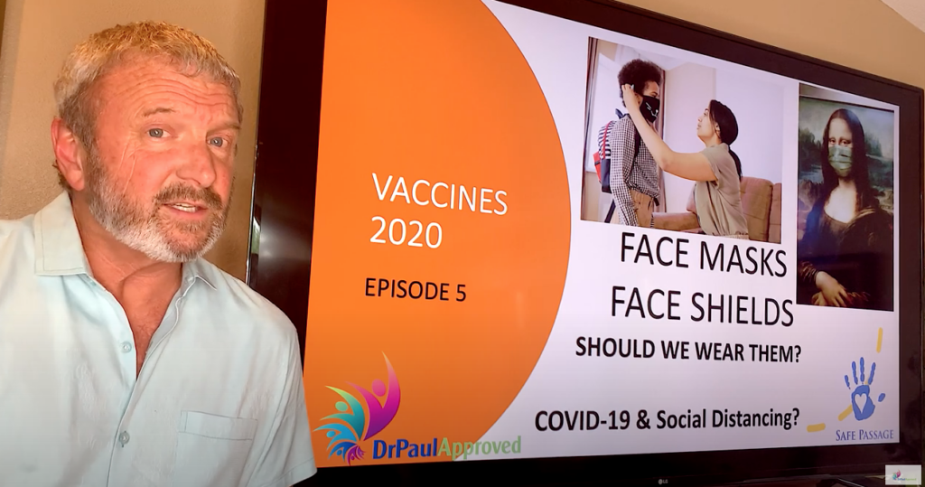 Dr. Paul Thomas on Masks, Shields, and all things COVID