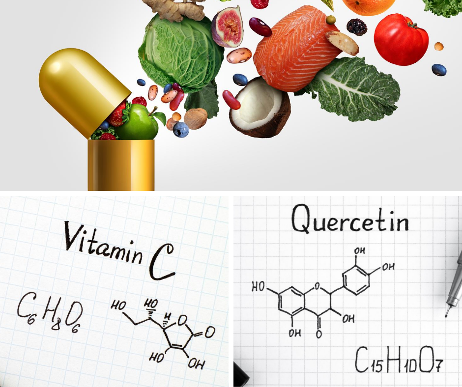 Quercetin and Vitamin C: Prevention and Treatment of SARS-CoV-2 Related Disease (COVID-19)